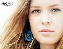 Náušnice - Blue - 1496533