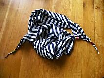 - tričkošatka/ modro-biela SKLADOM - 1509724
