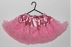 Detské oblečenie - TUTU suknička - 1510086