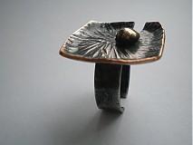 Prstene - autorský šperk Milan - Retrolekno :) - 1513777
