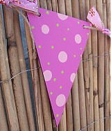 Tabuľky - vlajková girlanda - 1524371