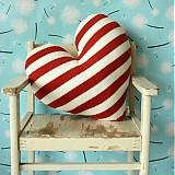 Úžitkový textil - Srdce pre námorníčku II. (na objednávku) - 1528938