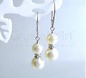 Náušnice - Pearls - 1529579
