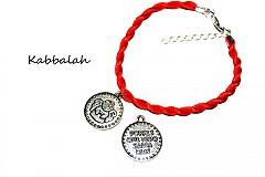 Náramky - kabbalah náramok anjelik 10 - 1541627