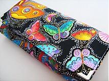 Na křídlech motýlů - velká na spoustu karet