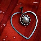 Náhrdelníky - Perlička v srdci - 1557590