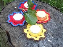 Svietidlá a sviečky - svietnik na čajovú sviečku....HNEĎ K ODBERU ! - 1562470