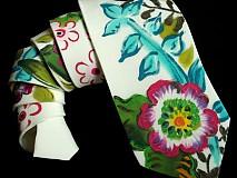 Doplnky - Hodvábna kravata na pohľadanie :o) - 1572122