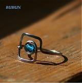 Prstene - Štvorcový prsteň - 1572138