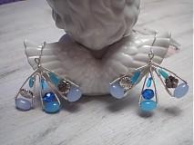 Náušnice - Na anjelskych krídlach - 1578590