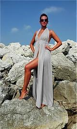 Šaty - Dlhé šaty---!!!-----VIAC FARIEB-----!!! - 1592672
