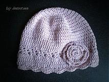 Detské čiapky - Mimi čiapka ...