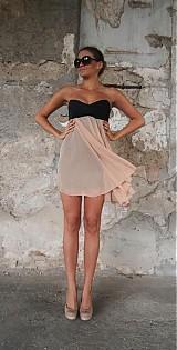Šaty - Šifonové šaty - 1635339