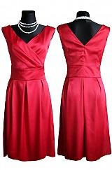 Šaty - Koktejlky vintage rôzne farby - 1644938