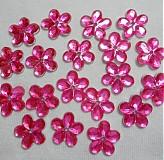 Galantéria - Kvetina našívacia 11mm-1ks - 1650112