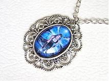 Náhrdelníky - motýlia princezná - 1667032