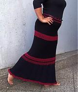 Sukne - dlhočizná suknica Carmen - 1667972