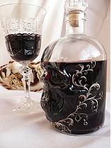 Nádoby - Fľaša na alkohol - Hamlet - 1684974