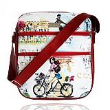 Veľké tašky - Easy Square Combi no. 7 BACK TO SCHOOL - 1687356