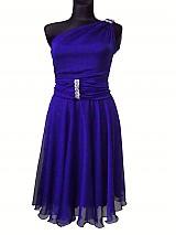 Šaty - šifón pre kráľovnú - 1697322