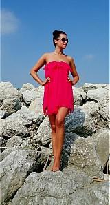 Šaty - Volné šaty - 1699300