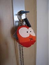 Kľúčenky - Pampúšiky na kľúčiky - 170564