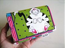 Peňaženky - Mňam Mňamkocour - peněženka - 1714678