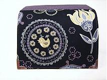 Peňaženky - Happy Birds - milá peněženka i na karty - 1714699