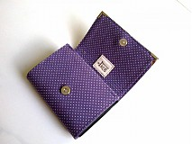 Peňaženky - Happy Birds - milá peněženka i na karty - 1714701