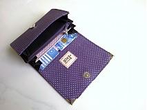 Peňaženky - Happy Birds - milá peněženka i na karty - 1714702