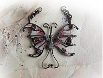 Náhrdelníky - leť motýlik leť,len mi neuleť - 1726455