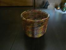 Košíky - kvetinač - 17265