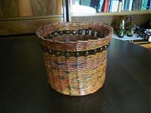 Košíky - kvetinač - 17267