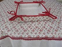 Úžitkový textil - Obrus   - Natur - - 1728750