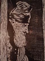 Grafika - starec - 173081