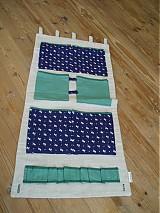 Úžitkový textil - kapsár - 1732058