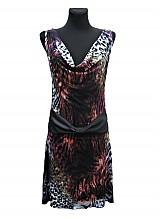 Šaty - Šaty tiger - 1737259