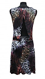 Šaty - Šaty tiger - 1737270