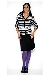 Svetre/Pulóvre - Pruhovaný pulover LERY - 1739918