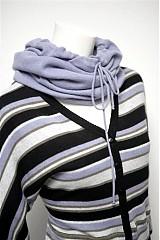 Svetre/Pulóvre - Pruhovaný pulover LERY - 1739920
