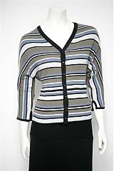 Svetre/Pulóvre - Pruhovaný pulover LERY - 1739921