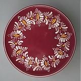 Nádoby - Tác, podnos, talíř 22 cm - 1742220