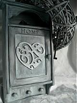 Nábytok - HOME II.- skrinka na kľúče, IHNEĎ K ODBERU - 1754346