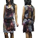 Šaty - Šaty tiger - 1765820