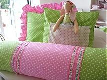 Úžitkový textil - vankúšiky pre Lenku:-o)) - 1766890