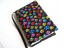 Papiernictvo - Našlapuj potichu, vidíš že čtu-obal na knihu,diář.. - 1767868