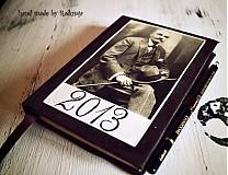 Papiernictvo - Gentleman (diar)  - 1775492