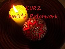Kurzy - Kurz nešitého patchworku - Artičoková technika MARTIN - 1775614