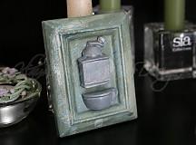 mlynček so šálkou