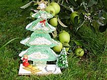 Vianoce - Vianocny stromcek-zvonceky - 1797411